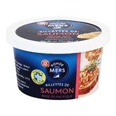 Rillettes de saumon Rondes des Mers - 125g