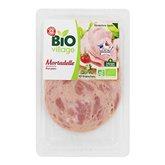 Mortadelle Bio Village x10 Tranches - 100g