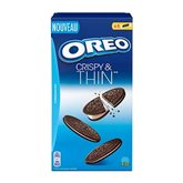 Oreo Biscuits Crispy & Thin Original le paquet de 32 biscuits - 192 g