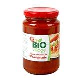 Sauce provençale Bio Village Bio - 350g