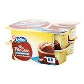 Mousse Délisse Chocolat au lait - 8x60g