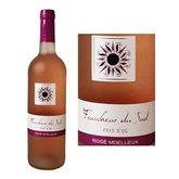 IGP Pays D'OC moelleux Fraîcheur du Sud rosé 75 cl