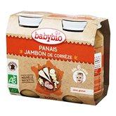 Assiette panais jambon Babybio Babybio - 2x200g Assiette panais jambon Babybio Babybio - 2x200g