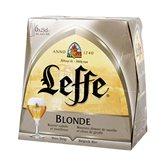 Bière Leffe Blonde 6x25cl