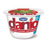 Yaourts fraise 2,4% MG Danone