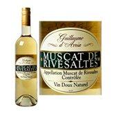 Guillaume d'Arria Muscat de Rivesaltes  15.5%vol - 75cl