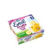 Jus touche de lait Eveil Pomme banane - 4x100g