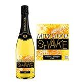 Vin mousseux Muscador Shake Ananas 75cl
