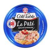 Le pâté Côté Table Qualité supérieure - 78g