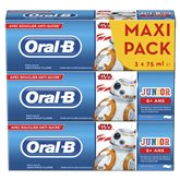 Dentifrice Kids Menthe Douce 6 + ans Oral-B