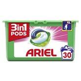 Lessive Ariel 3en1 pods Fresh Pink - x30 810g