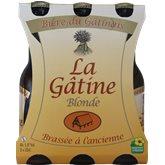 La Gâtine blonde 5,8% vol 3x33cl