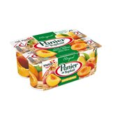 Yaourt aux fruits Yoplait Panier Fruits jaunes - 6x125g