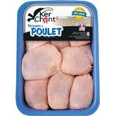 Cuisses de poulet Kerchant Haut de cuisse -750g