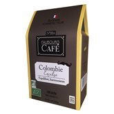 Café grains, Colombie bio