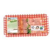 Brochette de porc Cosme x4 - 400g