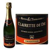 Rives et Terrasses Clairette de Die  75cl