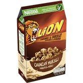 Nestlé Céréales Lion Crunshy muesli - 420g
