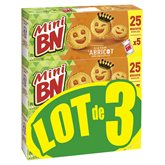 BN Biscuits Mini BN Goûter à l'abricot - 3x175g
