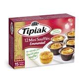 Tipiak Mini soufflés Tipiak A l'emmental - 150g
