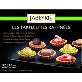 Labeyrie Tartelettes Raffinées Labeyrie 12 pièces - 165g