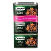 Cassegrain Lentilles préparées  3x265g
