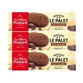 Mère Poulard Palets  Tout chocolat - x3 - 375g