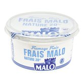 Malo Fromage frais  Nature - 20%mg - 500g