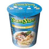 Yum Yum Soupe nouilles cup Yum Yum Saveur fruits de mer - 70g