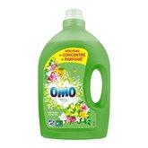 Omo Lessive semi-concentré Omo Lilas Blanc/Ylang Ylang x40 -2L