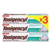 Colgate Dentifrice Tonigencyl Dents gencives sensibles 3x75ml