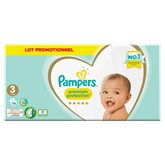 Pampers Couches Pampers Premium Protection promo T3x116