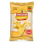 Mission Foods Tortilla Chips Cheese Mission 175g