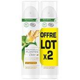 Dove Déodorant Eco-spray Dove Gingembre - 2x75ml
