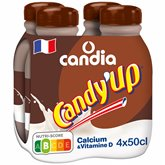 Candia Lait chocolat Candy'Up 4x50cl