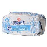Beurre moulé Les Croisés