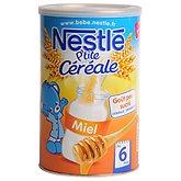 Céréale Nestlé - dès 6 mois