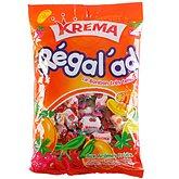 Bonbons Kréma Régal'ad
