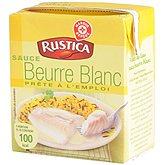 Sauce beurre blanc Rustica