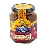 Confiture prunes d'agen