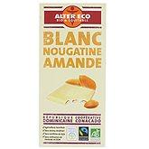 Chocolat blanc bio Alter Eco