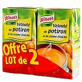 Soupe velouté potiton Knorr