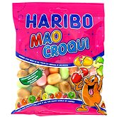 Bonbons mao croqui Haribo