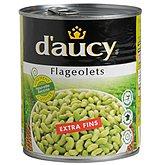 Flageolets verts Daucy