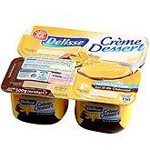 Crème dessert Délisse