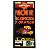 Chocolat Alter Eco Noir orange