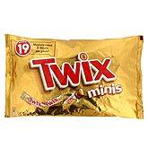 Barres Twix minis