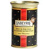 Foie gras de canard Labeyrie