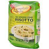 Riz risotto Comptoir du Grain