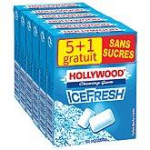 Chewing-gum Hollywood ice fresh